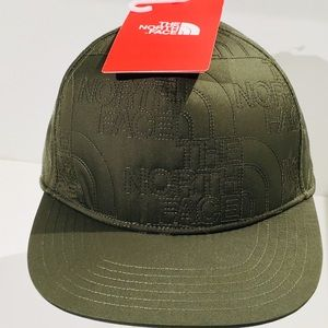 THE NORTH FACE Quilted Baseball Cap Hat OS NWT